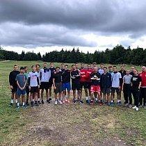 Letný tréningový tábor Skalka