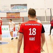 VK Spartak UJS Komárno - VKM Stará Ľubovňa