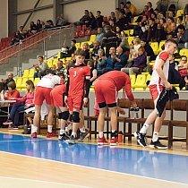 VK Spartak UJS Komárno - COP Trenčín