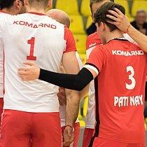 VK Spartak UJS Komárno - TJ Spartak Myjava