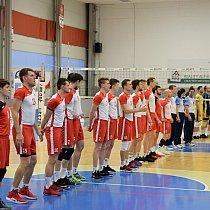 VK Spartak UJS Komárno - VK KDS Šport Košice