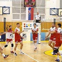 VK KDS Šport Košice - VK Spartak UJS Komárno