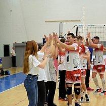 VK Spartak UJS Komárno - VK OSMOS Prievidza