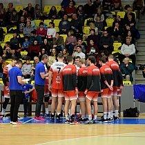 VK Spartak UJS Komárno - VK KDS-Šport Košice