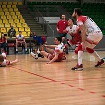 Rieker UJS Komárno - VK KDS Šport Košice