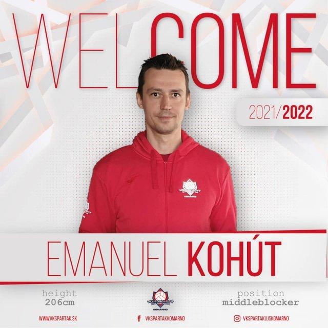 Emanuel Kohút